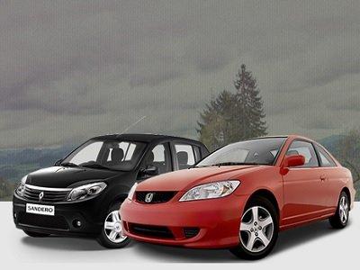 Création site internet location de voiture