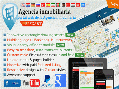 pagina web agencia inmobiliaria